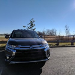 Family Time in the Mitsubishi Outlander GT