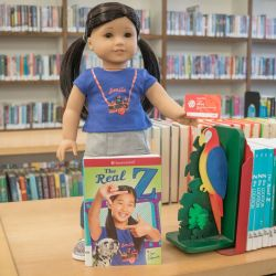 Free American Girl Books at Your Local Library