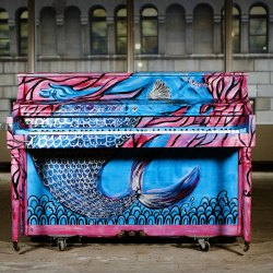 Where To Find 6 Beautifully Painted Pianos in the Bronx