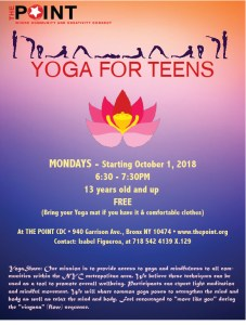 Yoga for Teens