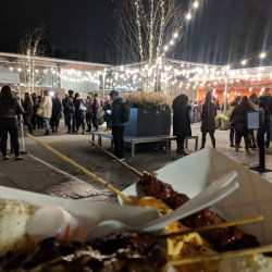 A Closer Look: The Bronx Night Market at the NYBG Bar Car Nights