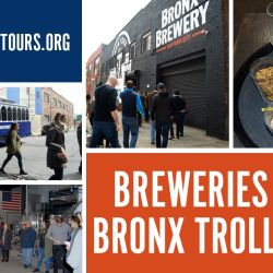 Register for this Breweries Of The Bronx Trolley Tour