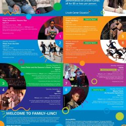 Winter Programming with Lincoln Center & Family-Linc
