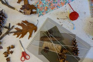 Family Art Projects Return to Wave Hill in October