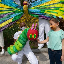 Eric Carle's World of Wildlife at the Bronx Zoo + Special Promo Code