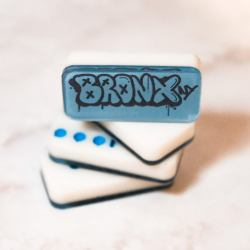 Bronx Dad Creates Customized Dominoes in Unique Etsy Shop