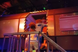 Cosmic Camp Interactive Family Adventure Comes to 5th Avenue