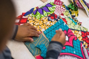 Family Art Project Returns Indoors to Wave Hill House