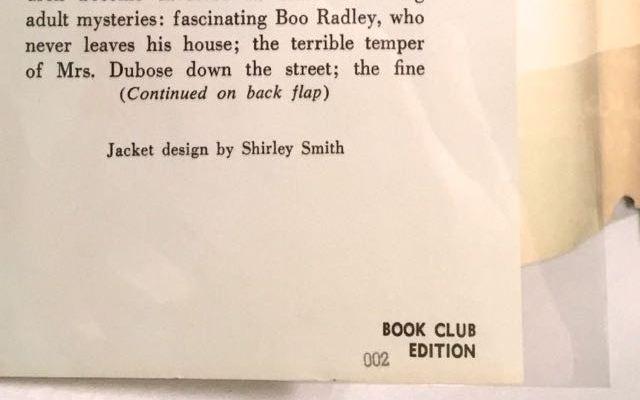 Book Club Edition Books