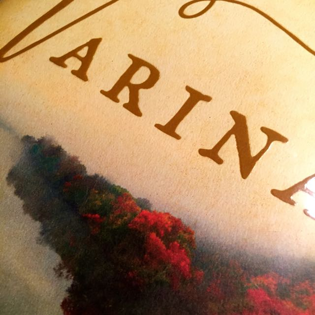 Book Review: Varina by Charles Frazier (2018)