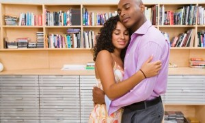 black-couple-hugging