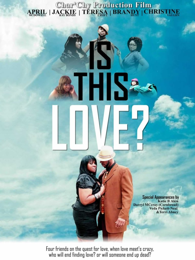 Charay Vaughn's Is This Love Cover