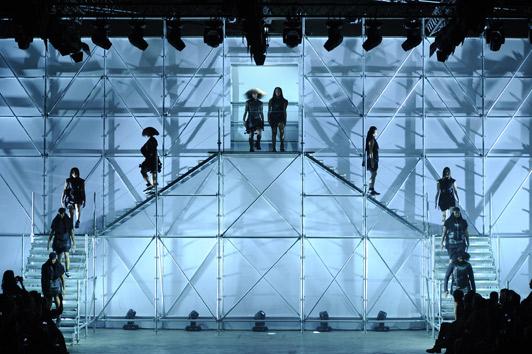 Rick Owens Paris Fashion Week1