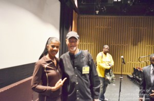 Ameiliaismore with Warrington Hudlin