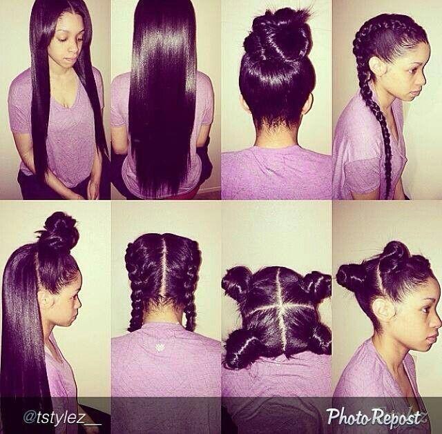 Hair 101: Vixen Sew-In – Bronze Magazine