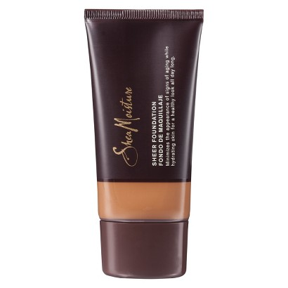 SheaMoisture Sheer Foundation