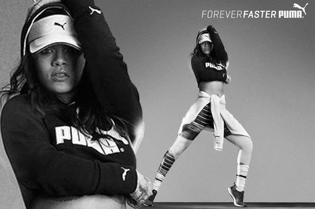 Rihanna-PUMA
