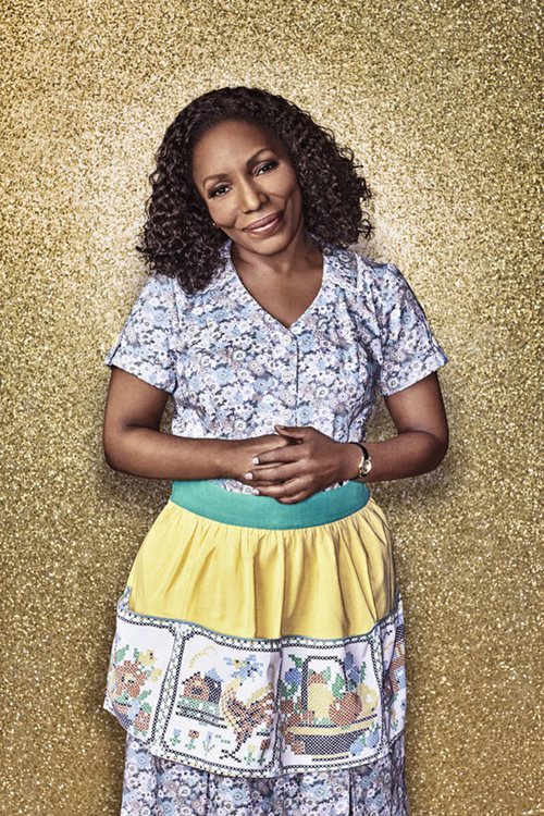 Stephanie Mills- the wiz