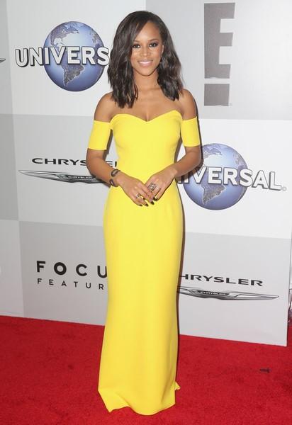 Serayah McNeill- Golden Globes