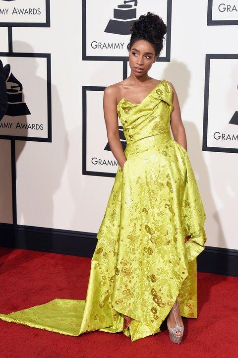 Lianne La Havas- Grammys 2016