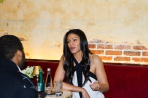 Greenleaf star Merle Dandridge