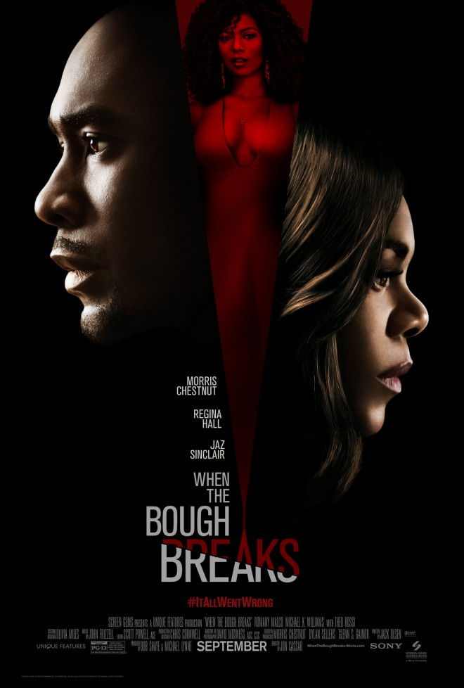 When the Bough Breaks Movie Poster