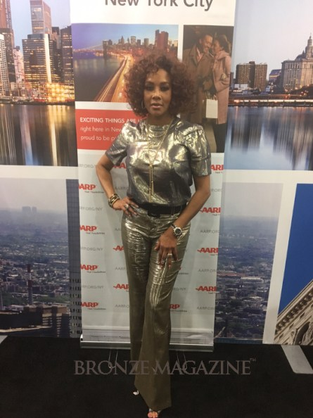 Vivica A Fox at COS2016