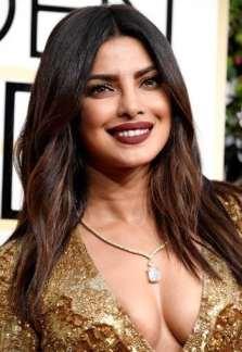 Priyanka Chopra Golden Globes 2017