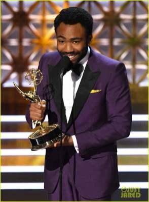 Donald Glover-2017 Emmy Awards