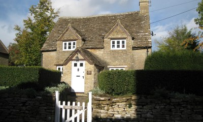 Brook Cottage Entry