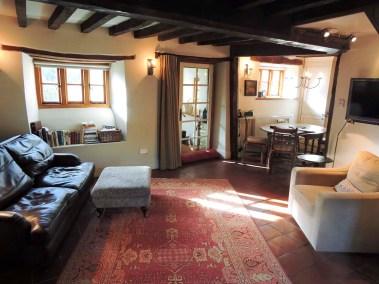 Brook Cottage Sitting Room 2