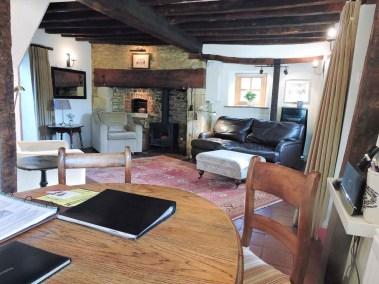 Brook Cottage Sitting Room