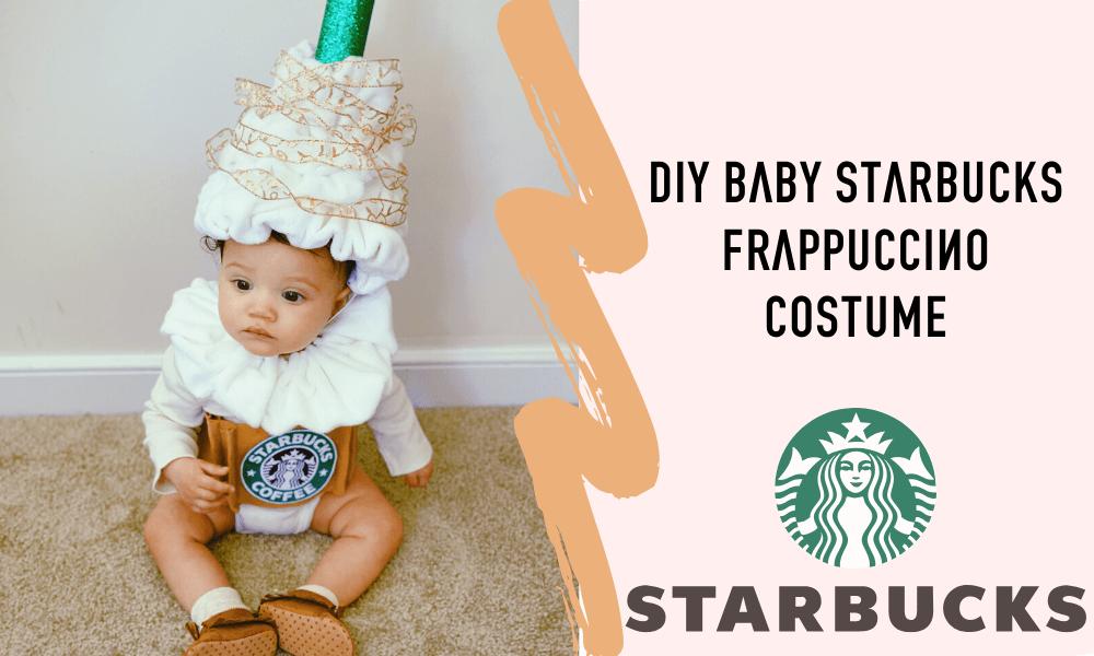 Diy Baby Starbucks Frappuccino Costume Brooke Angelique