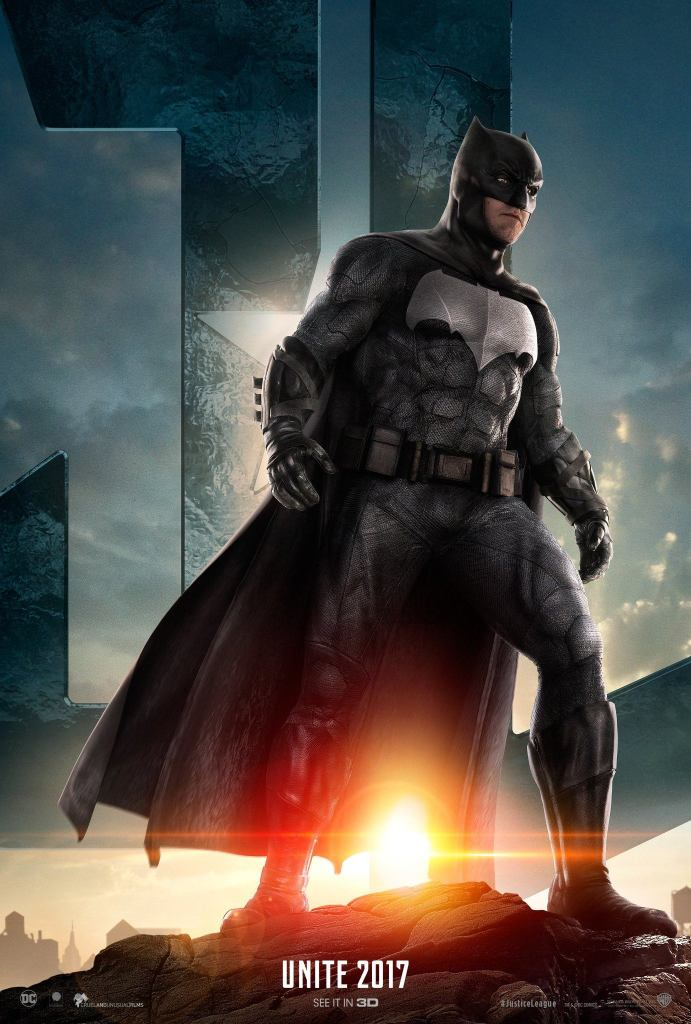 Batman costume - Justice League 2017 Ben Affleck