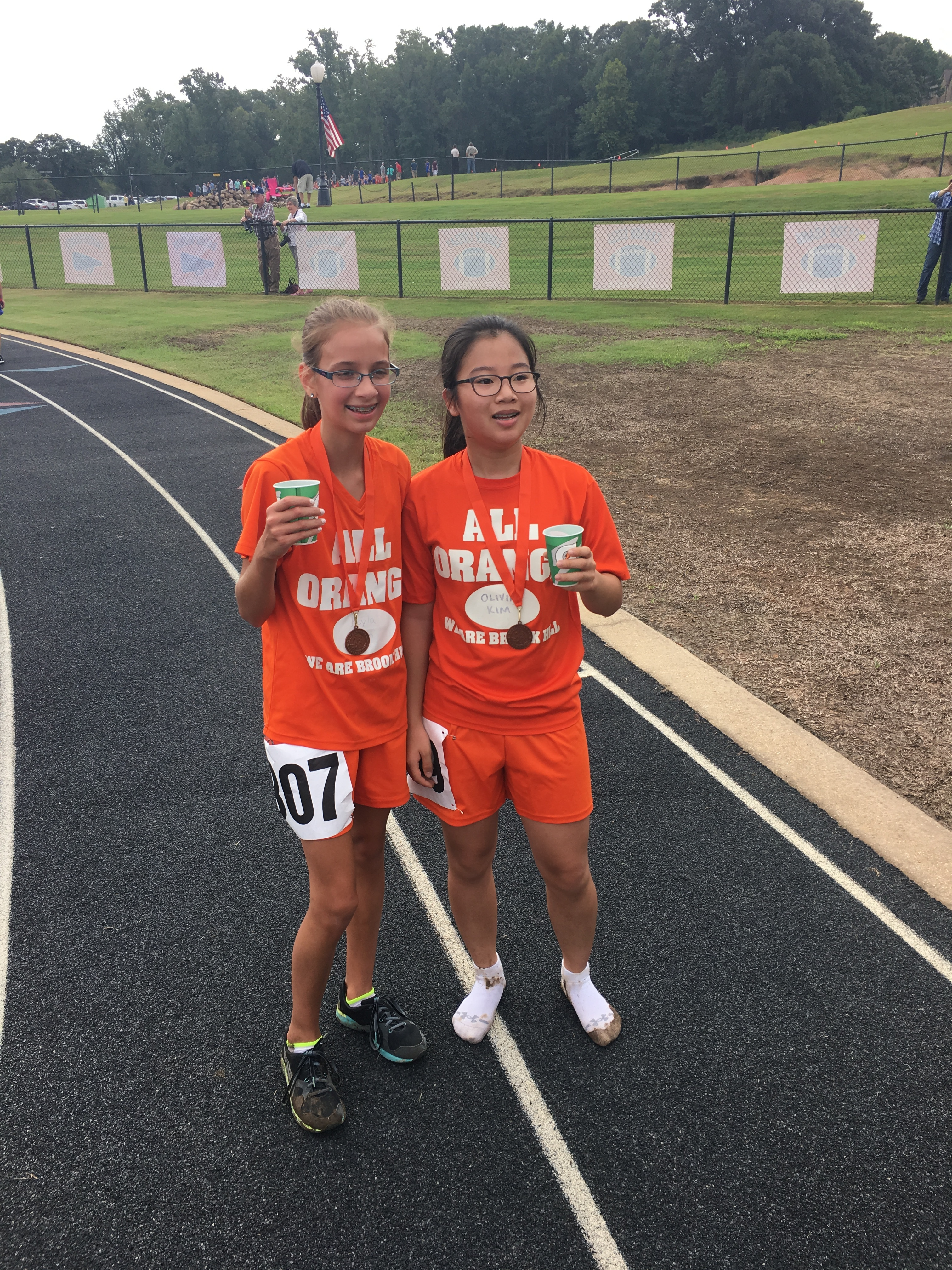 Cross Country Hosts First Meet