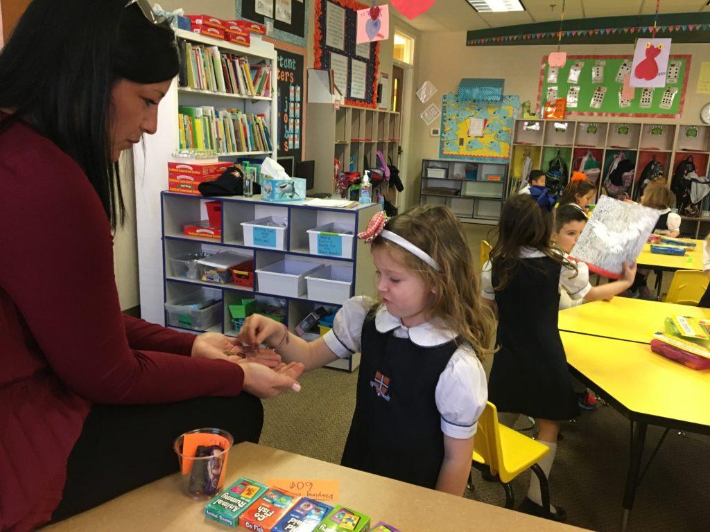 Kindergarten School Lunch Menu