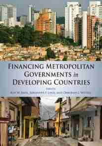 Financing Metropolitan Governments in Developing Countries book cover