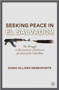 Seeking Peace in El Salvador book cover