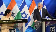 """Why India and Israel are bringing their relationship out from """"under the carpet"""""""