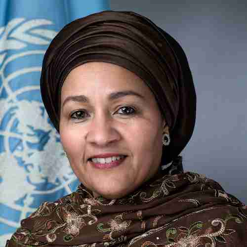 Amina Mohammed