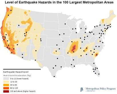 Seattle Isn T The Only Metro Bracing For Another Big Earthquake