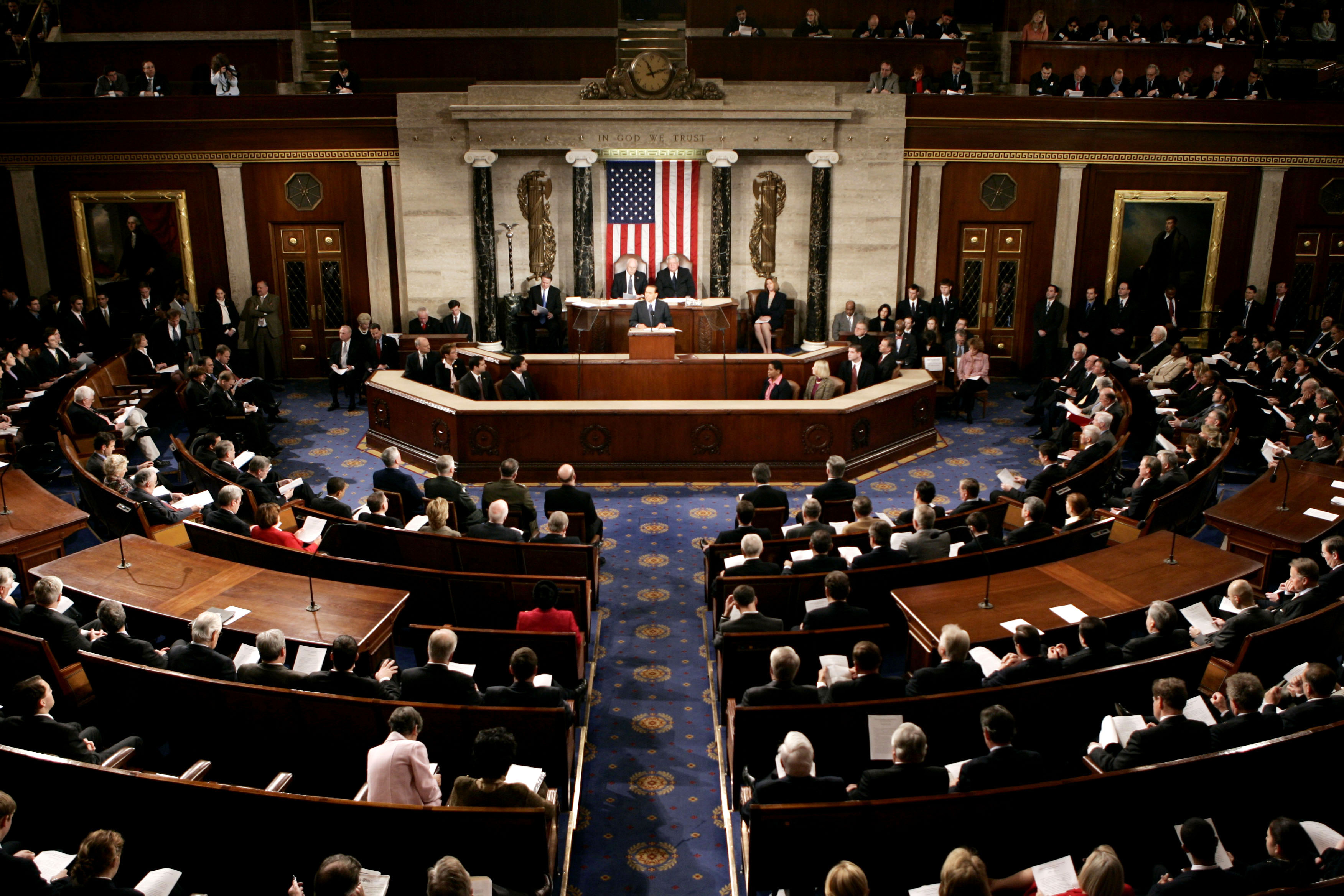 The Senate The Power Of The Minority And The Nuclear Option