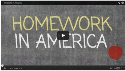 Students Probably Do Less Homework Than You Think, Study Says | HuffPost