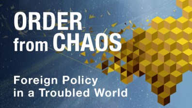 Essay on order and chaos