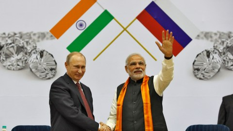 It's time India got real about its ties with Russia