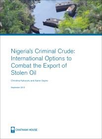nigerias criminal crude cover