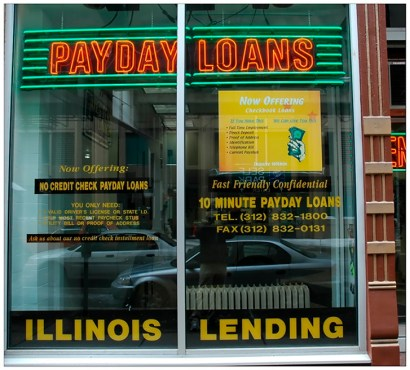 Happens if stop paying payday loans photo 8