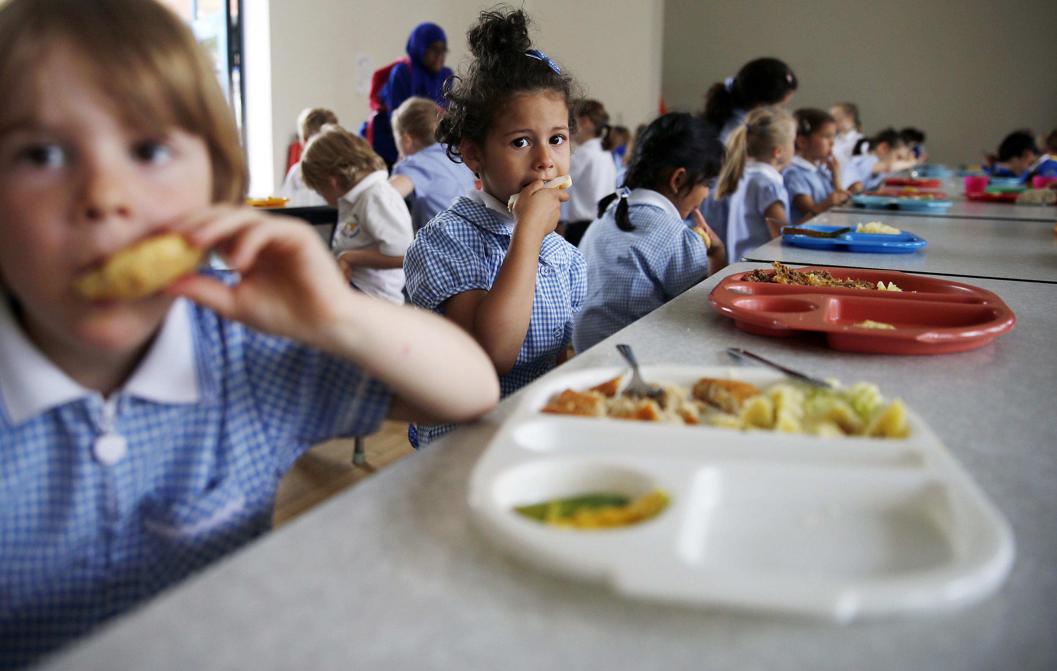 Public School Lunch Menu