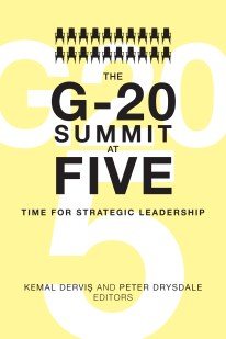 the g20 summit at five cover