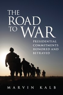 Book cover: The Road to War